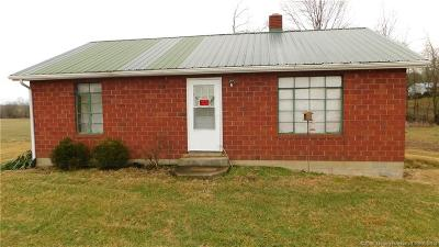 Washington County Single Family Home For Sale: 2552 W Cox Ferry Road