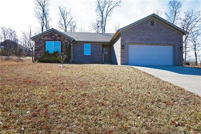 Floyd County Single Family Home For Sale: 7311 Rainelle Court