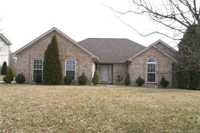 New Albany IN Single Family Home For Sale: $235,000