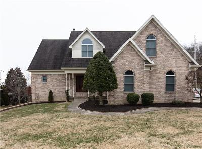 New Albany Single Family Home For Sale: 911 Falcon Run Road