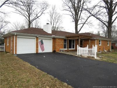Clark County Single Family Home For Sale: 1505 Emerald Drive