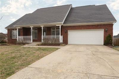 New Albany Single Family Home For Sale: 3214 Hadleigh Place