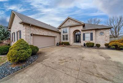 Jeffersonville Single Family Home For Sale: 6233 21st Century Drive