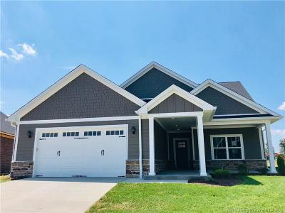 Jeffersonville Single Family Home For Sale: 2007 Villa View Court