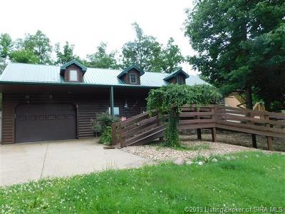 Washington County Single Family Home For Sale: 6700 E State Road 60