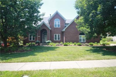 Sellersburg Single Family Home For Sale: 2420 Plum Woods Drive