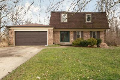 New Albany Single Family Home For Sale: 1013 Woodfield Drive