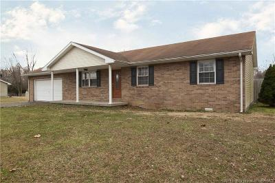 Scott County Single Family Home For Sale: 2086 S Peggy Lane