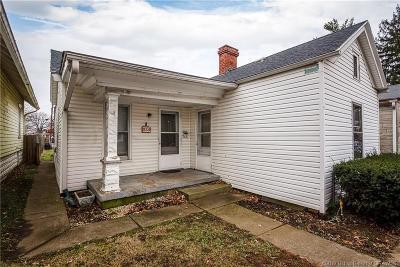 Jeffersonville Single Family Home For Sale: 934 E Court Avenue