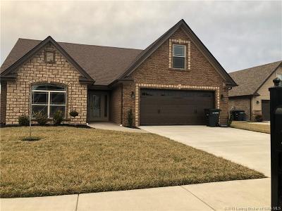 Jeffersonville Single Family Home For Sale: 5713 Loblolly Court