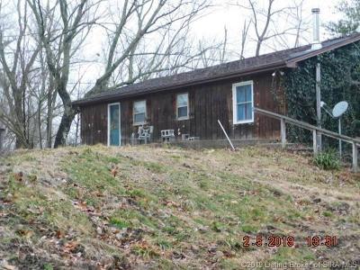 Borden Single Family Home For Sale: 14907 Roy J Lane