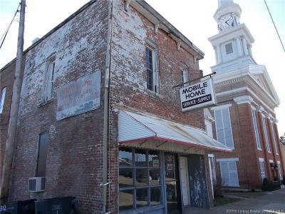 Floyd County Single Family Home For Sale: 310-312 E Main Street
