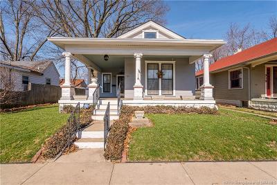 Jeffersonville Single Family Home For Sale: 711 E 7th Street