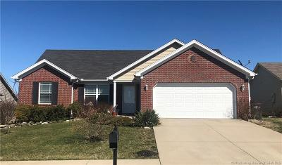Charlestown Single Family Home For Sale: 8829 Woodford Drive
