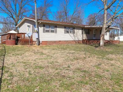 Jeffersonville Single Family Home For Sale: 421 Washington Place