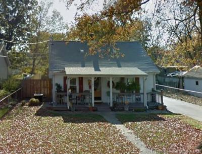 Clark County Single Family Home For Sale: 209 S Fern Street
