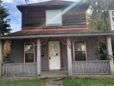 Floyd County Single Family Home For Sale: 124 Clay Street