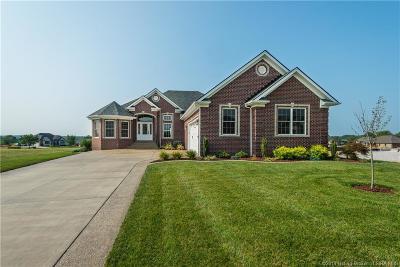 Henryville Single Family Home For Sale: 1831 Hazeltine Way