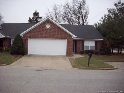 Jeffersonville Single Family Home For Sale: 1702 Spring Gate Court