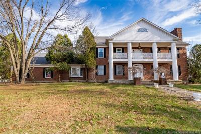 Floyd County Single Family Home For Sale: 5974 Buttontown Road