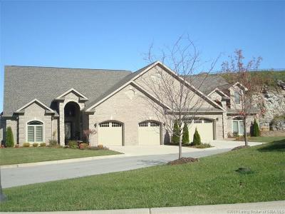 Clark County Single Family Home For Sale: 8037 Lakeside Quarry Drive