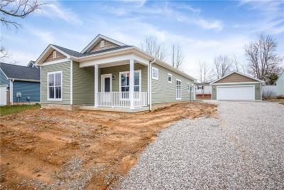 Harrison County Single Family Home For Sale: 730 Heuser Street NE