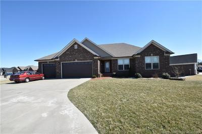 Charlestown Single Family Home For Sale: 5801 Hartford Lane