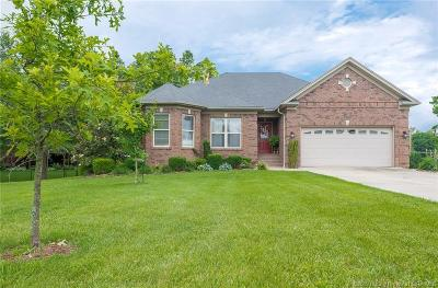 Georgetown Single Family Home For Sale: 1535 Edwardsville Galena Road