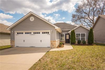 New Albany Single Family Home For Sale: 3828 Homestead Drive