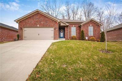Floyd County Single Family Home For Sale: 8122 Autumn Drive