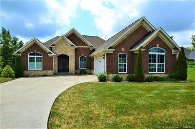 Floyds Knobs Single Family Home For Sale: 3411 Royal Lake Drive