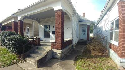 New Albany Single Family Home For Sale: 319 E 15th Street