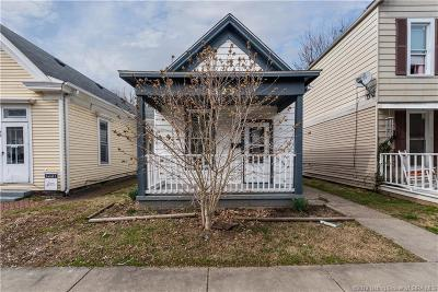 New Albany Single Family Home For Sale: 1525 Culbertson Avenue