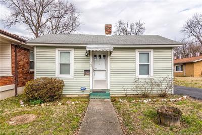 Clark County Single Family Home For Sale: 708 Short Jackson Street