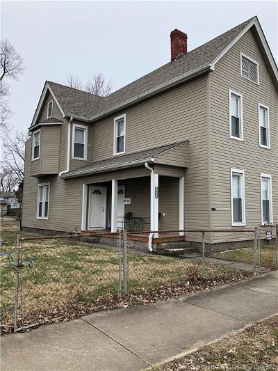 Floyd County Single Family Home For Sale: 1612 Culbertson Avenue