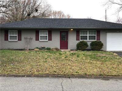 Floyd County Single Family Home For Sale: 4019 Tye Avenue