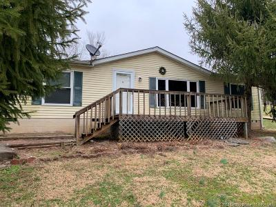 Floyd County Single Family Home For Sale: 10288 Crowder Road