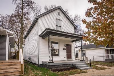 Clark County Single Family Home For Sale: 418 Walnut Street