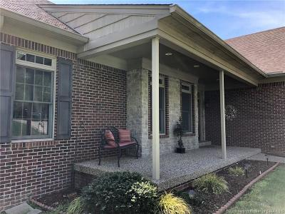 Harrison County Single Family Home For Sale: 3532 Lake View Drive SE
