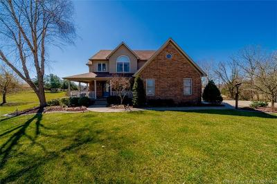 Floyds Knobs Single Family Home For Sale: 6103 Pebble Creek Cove