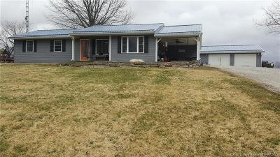 Lawrence County Single Family Home For Sale: 1118 Kings Ridge Road