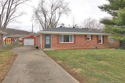 New Albany Single Family Home For Sale: 95 Glenmill Road