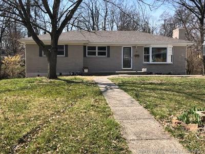 New Albany Single Family Home For Sale: 6 Robin Court