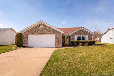 Jeffersonville Single Family Home For Sale: 502 Old Creek Lane
