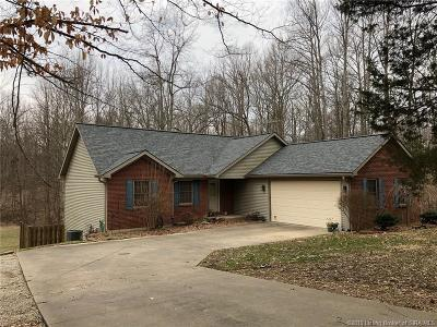 New Salisbury Single Family Home For Sale: 1115 Lost Creek Road NE