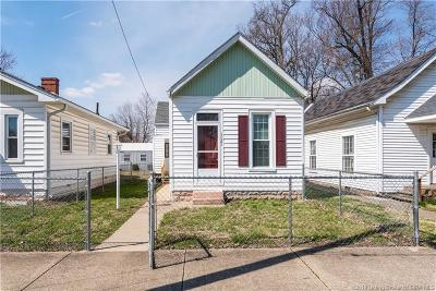 New Albany Single Family Home For Sale: 1121 Chartres Street