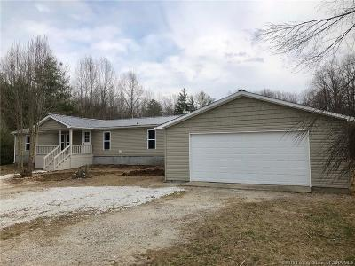 Washington County Single Family Home For Sale: 10638 S Big Springs Road