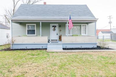 Floyd County Single Family Home For Sale: 1671 Roselawn Avenue