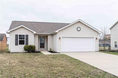 Scottsburg IN Single Family Home For Sale: $139,900