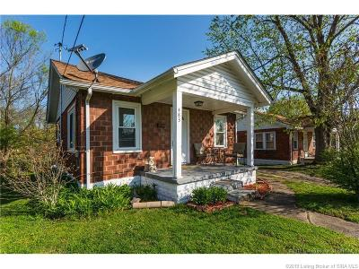 Clark County Single Family Home For Sale: 483 High Street